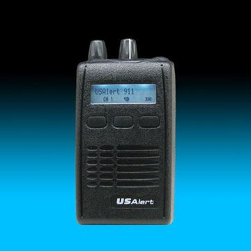 Picture of USAlert WatchDog Voice Pager