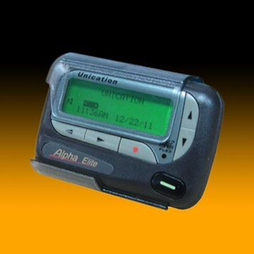 Picture of Unication Alpha Elite Pager