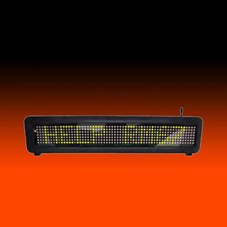 Picture of WiPath DA510 Single Line Multi-Color LED Sign