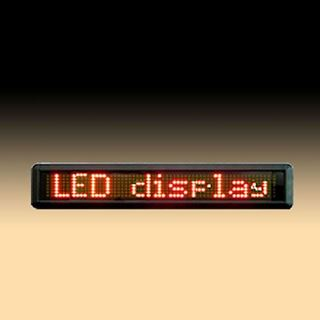 Picture of WiPath WL780T Single Line Multi-Color LED Sign
